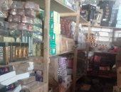 ضبط مستحضرات تجميل مجهولة المصدر داخل مخزن بالإسكندرية