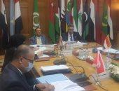 انطلاق اجتماع المكتب التنفيذى لمجلس وزراء الإسكان العرب بالجامعة العربية