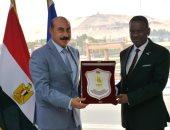 سفير ناميبيا: مصر قدمت الدعم والمساندة لنا بمشروعات البنية التحتية