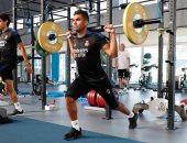 كاسيميرو يعود لتدريبات ريال مدريد بعد شفائه من آلام ضرس العقل