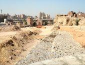 تطوير جبخانة محمد على بمصر القديمة.. شاهد ماذا تم بعد نقل منطقة اسطبل عنتر.. فيديو