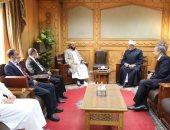 وزير الأوقاف اليمنى: نحتاج إلى الأزهر لتحصين شبابنا من الفكر المتشدد