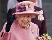الأمير تشارلز وزوجته كاميلا يرافقان الملكة إليزابيث فى افتتاح برلمان ويلز