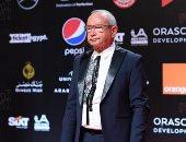"""نجيب ساويرس عن منتقدى فساتين مهرجان الجونة: """"الناس دى بتصعب عليا"""""""