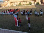 """""""شمال سيناء"""" يحصد كأس دورى خماسى كرة القدم للقرى الأكثر احتياجا"""