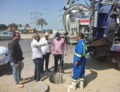 الصرف الصحى بالإسكندرية: إجراءات استباقية استعدادا لموسم الأمطار