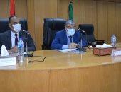محافظ المنيا: جارى تنفيذ 211 مشروعا بـ1.960 مليار جنيه بالأبنية التعليمية
