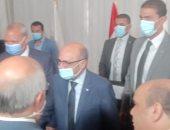 وزير العدل يصل القليوبية لافتتاح محكمة طوخ الجزئية بعد تطويرها