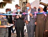 محافظ الغربية يفتتح 5 مشروعات لخدمة أهالى مركز السنطة