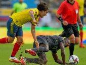 منتخب كولومبيا يواصل سلسلة التعادل السلبي فى تصفيات المونديال ضد الإكوادور