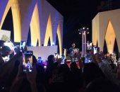 """محمد رمضان يغنى """"بم بم"""" و""""نمبر وان"""" فى حفل افتتاح مهرجان الجونة فى دورته الـ5"""