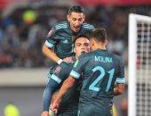منتخب الأرجنتين يتخطى بيرو بهدف فى تصفيات كأس العالم.. فيديو