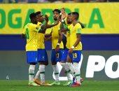 منتخب البرازيل يكتسح أوروجواى برباعية ويقترب من التأهل لـ كأس العالم 2022
