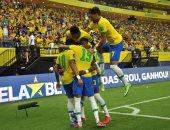 ملخص وأهداف مباراة منتخب البرازيل ضد أوروجواى فى تصفيات كأس العالم