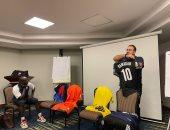 بيراميدز بالزى الاحتياطى أمام عزام التنزاني بالبطولة الكونفدرالية