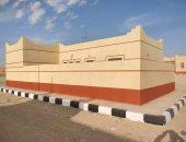 جهاز تعمير سيناء يُشيد 65 منزلا بدويا جديدا بوسط سيناء.. صور