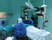 """""""رمد"""" شبين الكوم بالمنوفية تجرى جميع عمليات العيون مجانا لإلغاء قوائم الانتظار.. لايف"""
