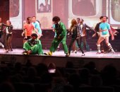 استعراض راقص على طريق فطوطة تحت عنوان سمورة ملاك الرحمة بافتتاح مهرجان الجونة