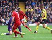 فيرمينو يسجل ثانى أهداف ليفربول أمام واتفورد بالدقيقة 37.. فيديو