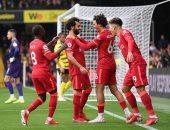 رقم تاريخي لـ محمد صلاح.. ليفربول يكتسح واتفورد بخماسية في الدوري الإنجليزي