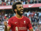 محمد صلاح يستهدف رقم قياسي أفريقي جديد أمام مانشستر يونايتد