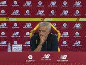 يوفنتوس ضد روما.. مورينيو: أحترم أليجرى والفريق الأفضل سيفوز