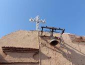 فى 20 صورة.. أعمال التطوير للكنيسة التاريخية بدير الأنبا متاؤس الفاخورى بالأقصر