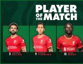 محمد صلاح يكتسح استفتاء أفضل لاعب فى مباراة واتفورد ضد ليفربول