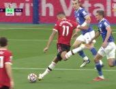 ليستر سيتى ضد مانشستر يونايتد.. التعادل 1-1 ينهى الشوط الأول