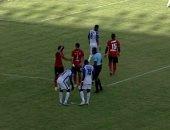 أهداف مباراة الأهلي والحرس الوطني بطل النيجر