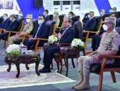 الرئيس السيسي: مصر خسرت 400 مليار دولار عام 2011 بسبب قضية الوعى