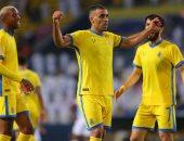 النصر السعودى يكتسح الوحدة بخماسية ويتأهل لنصف نهائى دوري أبطال آسيا