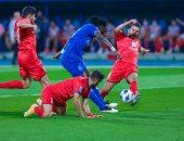 الهلال يتخطى بيرسبوليس بثلاثية ويواجه النصر في نصف نهائى دوري أبطال آسيا