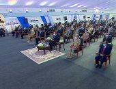 بدء احتفالية افتتاح مشروعات إسكان بديل المناطق غير الآمنة بحضور الرئيس السيسي