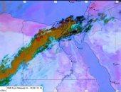 الأرصاد: سحب مدارية تعبر البلاد من الجنوب الغربى تتسبب فى سقوط أمطار خفيفة