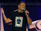 """عمرو دياب يتألق في حفل """"العقبة"""" وسط حضور جماهيري كبير"""