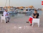 """أحمد السقا ضيف لميس الحديدى في برنامج """" كلمة أخيرة"""" الثلاثاء المقبل"""