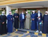 انطلاق قافلة دعوية لمواجهة الفكر المتطرف ونشر الفكر الوسطي الأزهري بكفر الشيخ
