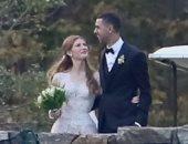 بيل جيتس يهنئ ابنته وزوجها الفارس نائل نصار برسالة رومانسية: فخور جدًا بكما