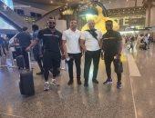 وصول بعثة المصرى إلى قطر استعدادا لمواصلة الرحلة إلى القاهرة.. صور
