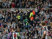 نيوكاسل يصدر بيانا تعليقا على أزمة مشجع مباراة توتنهام