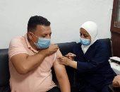 مياه القناة: الانتهاء من تطعيم جميع العاملين بالقنطرة بلقاح كورونا