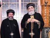 الكنيسة الأرثوذكسية تكلف الأنبا صليب أسقف ميت غمر نائبا بابويا للمحلة