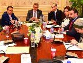 لجنة حقوق الإنسان بالنواب تدرس خطة عملها خلال دور الانعقاد الثاني