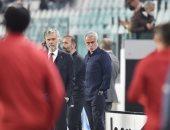 مورينيو بعد الخسارة: روما عظيم وكان يستحق الفوز على يوفنتوس