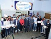 تكريم 125 متدربا وإعلان الفائزين بالمعسكر الشامل الأول لريادة الأعمال بجامعة سوهاج