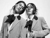"""""""كارل باى كارل"""" مجموعة أزياء لتخليد ذكرى المصمم الراحل تناسب الرجال والنساء"""