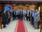 """نقابة محامى جنوب القاهرة تنظم دورة تدريبية حول إجراءات """"التقاضى عن بعد"""""""