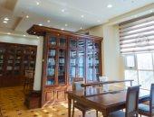 تعرف على المكتبة الباباوية المركزية بوادى النطرون