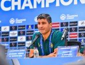 بيدرو إيمانويل: لقاء النصر ضد الهلال صعب وأثق فى قدراتنا للتأهل للنهائى